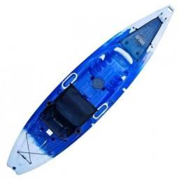 Caiaque Aimara Pro Polaris Nautica Azul/branco novo