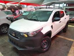 Fiat Strada Cabine Dupla Endurance 2021 Zero KM