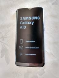 Samsung Galaxy A10 - 32 GB - Azul - 2 GB Ram