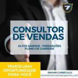 Consultor de Vendas - Grupo Seven