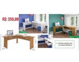 Mesa para Computador com Gaveta