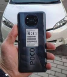 Pocofone X3 128gb Nfc 6gb Ram Shadow Gray (cinza) Lacrado Novo