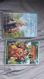 DVDs e CDs infantis