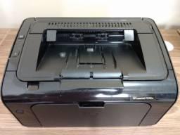 Impressora Laser HP 1102w Wifi Toner 85A