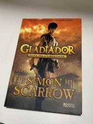 Livro Gladiador por Simon Scarrow