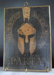 Porta-chaves Spartan