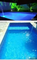 Casa temp Mongaguá c/ piscina