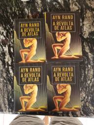 Livro - Box A Revolta de Atlas (3 Volumes)<br>