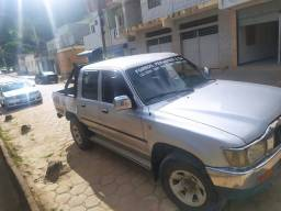 Hilux cabine dupla 4x4