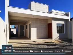 Casa na praia de Barra Velha/SC