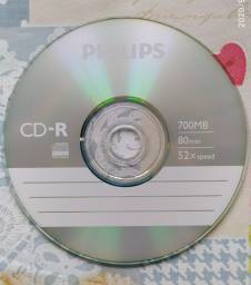 Cd virgem Philips