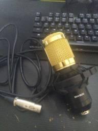 Microfone condensador BM800 usado