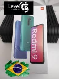 IM-PER-DI-VEL Redmi 9  da Xiaomi. Novo LACRADO com Garantia e Entrega