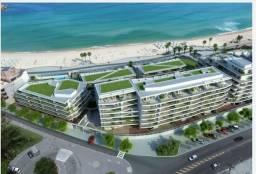 Em Frente a Praia: Apartamentos (Gardens) (Coberturas) + 20 Itens de Lazer