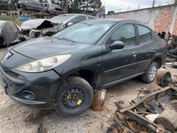 Peugeot 207 Passion 1.4 2010 Sucata para retirada de peças