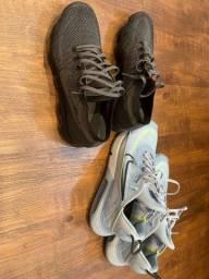 Tênis Nike original TAM 42 350,00 CADA