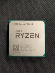 Título do anúncio: Ryzen 7 5700g