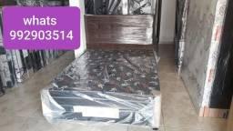 Cama box casal produto novo em 10 vezes sem juros *frete grátis