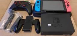 Título do anúncio: Nintendo Switch Completo!