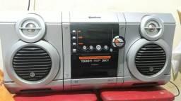 Rádio Gradiente.