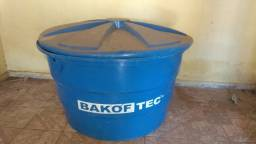 Caixa água bakof tec 500 litros, nunca usada