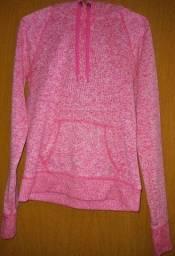 Casaco tricot pulóver rosa - Aeropostale