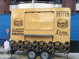 Food Truck tipo Trailer