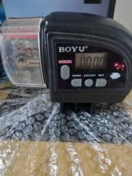 Título do anúncio: Alimentador Automático para peixes de aquário Boyu Zw-82