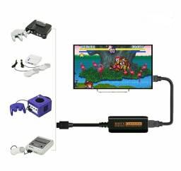 Adaptador HDMI para snes/n64/gamecube