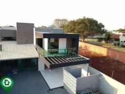 8127 | Sobrado à venda com 3 quartos em Parque Alvorada, Dourados