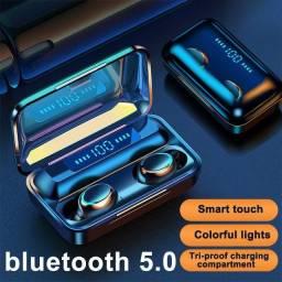 Fone bluetooth F9 Sem fio
