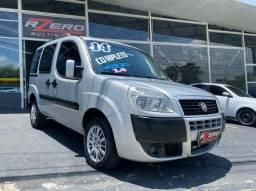 Fiat Doblo 2014 Attractive Completa 1.4 Flex Revisada Nova