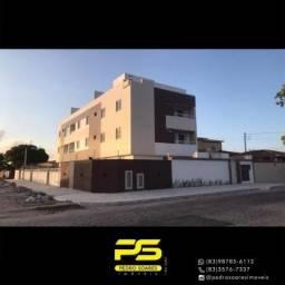 Apartamento com 2 dormitórios à venda, 50 m² por R$ 160.000 - Cristo Redentor - João Pesso