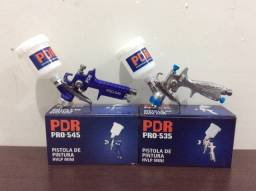Pistola de Pintura Gravidade Mini PDR-PRO