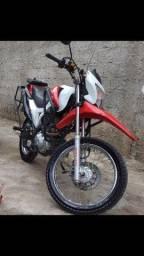 Moto NXR 160 Bros ESDD Flexone