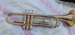 Título do anúncio: Trompete Yamaha