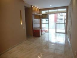 Título do anúncio: Apartamento com 2 dormitórios para alugar, 80 m² por R$ 2.600,00/mês - Barra da Tijuca - R