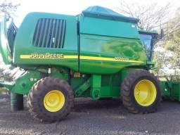 Vendo colheitadeira Sts 9650 -ano 2005/2006