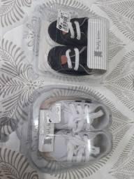 Tênis e sapato infantil bebe Usado