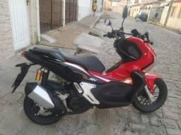 Título do anúncio: Vendo Moto Honda ADV 150 Vermelha 2021 c apenas 305 km rodados