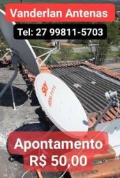 maruipe antenas instalacao