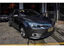 Título do anúncio: Toyota Corolla 2019 2.0 xei 16v flex 4p automático