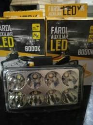 Vendo Par de Farol de LED