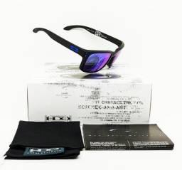 Óculos de Sol Oakley Dark Blue