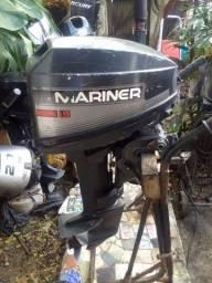 Título do anúncio: Motor mariner 15 hp 2 tempo