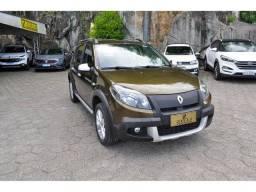 Título do anúncio: Renault Sandero STEPWAY 1.6 AT (GNV)