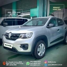 Título do anúncio: Renault Kwid Zen - Alfa Veículos
