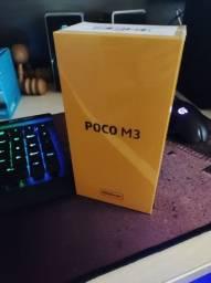 """Poco M3  """"novo na caixa"""""""