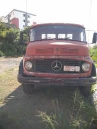 Caminhão 1113 raridade único dono ano 1976