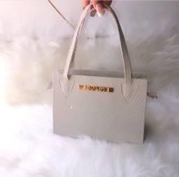 Bolsa de mão feminina pequena